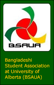 Bangladeshi Student Association at University of Alberta (BSAUA)